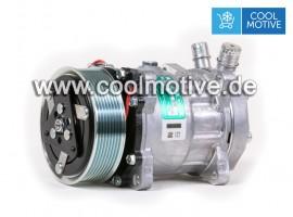 Kompressor, Klimakompressor, Sanden, S8230, 8230, SD7H15, SD7, A/C Kompressor, 3006073
