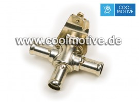Wasserventil 3 Wege 16mm, Ventil Wasser, Wasser Ventil, d=16mm, 3-wege, dreiwege Wasserventil